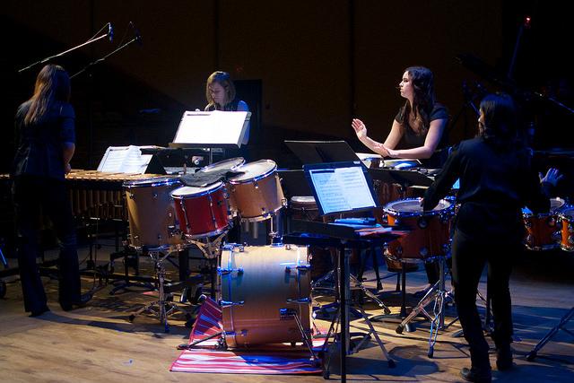 The Excelsis Percussion Ensemble