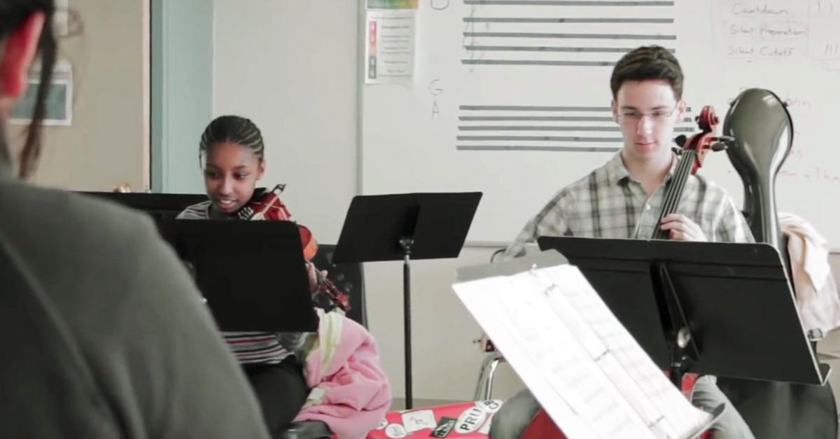 5 Music Students & 5 Days | Arts Leadership