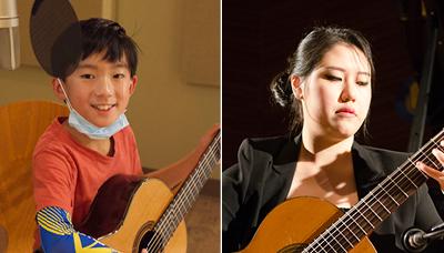 Preston Hong and Bokyung Byun