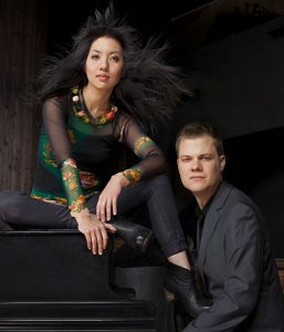 Guest Hosts Anderson & Roe Piano Duo