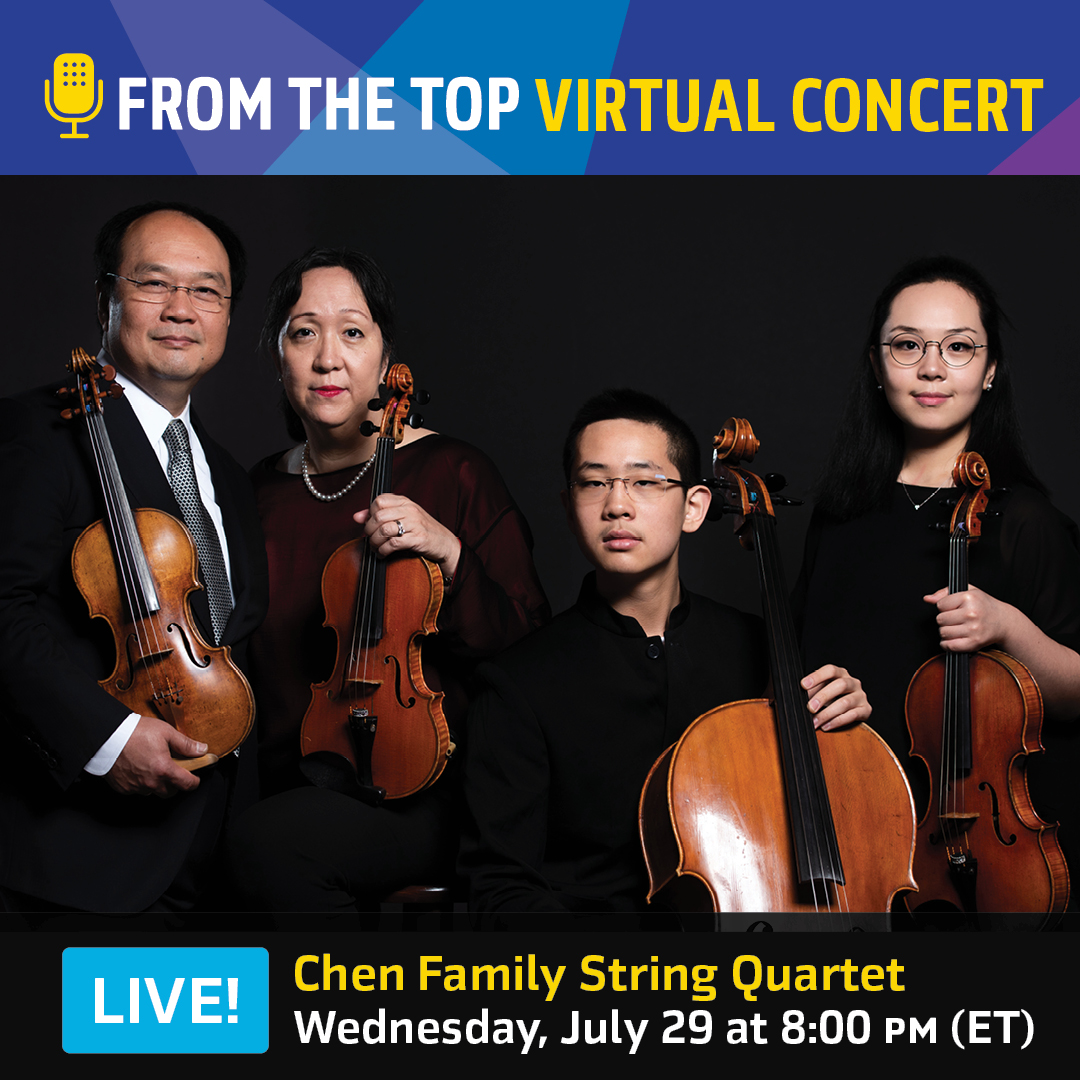 Chen Family concert