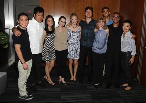 Joshua Bell and FTT/YoungArts alumni