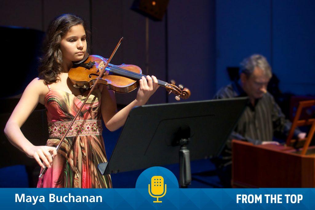 Maya Buchanan