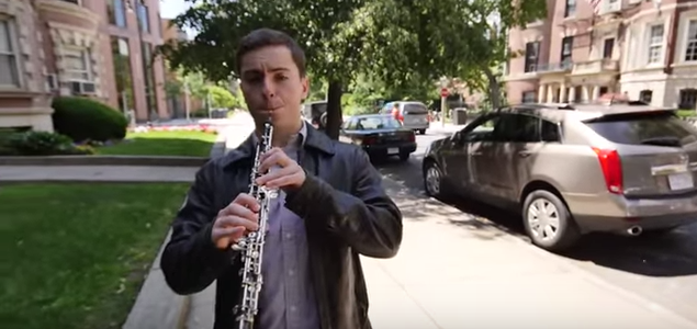 What's an Oboe? From the Top's Man on the Street