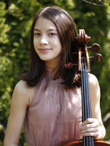Young cellist Carson Ling-Efird