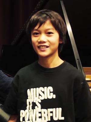 Theo Luu, pianist