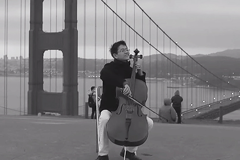 Cello + Drones? Yep  | From the Top