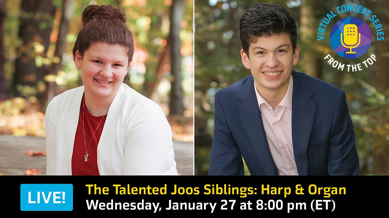 Virtual Concert: Joos Siblings